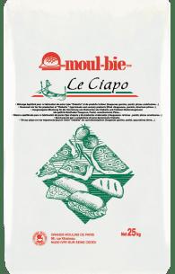 Moulbie Τσιαπο Moul-Bie Μαύρη Σίκαλη