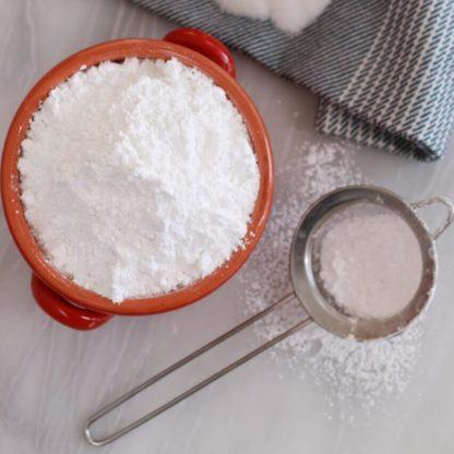 Ζάχαρη Άχνη Μη Υρασιάζουσα