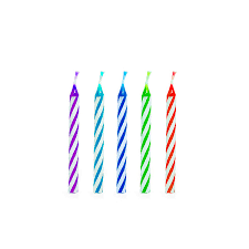 Κεριά τούρτας