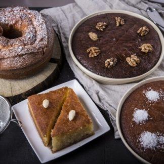 Μείγματα για κέικ