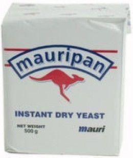 Ξηρή μαγιά mauripan red