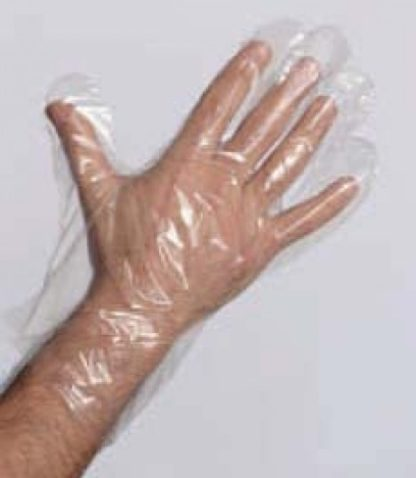 Γάντια Διαφανή