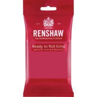 Ζαχαρόπαστα Renshaw Φούξια 250γρ