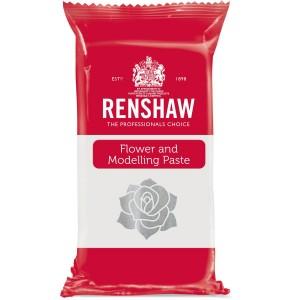 Ζαχαρόπαστα Μοντελισμού Renshaw Λευκή 250γρ