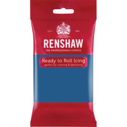 Ζαχαρόπαστα Renshaw Μπλε 250γρ